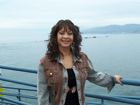 mom-at-santa-monica-pier