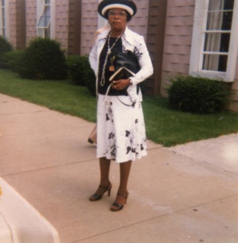 Grandma - Georgia Moore